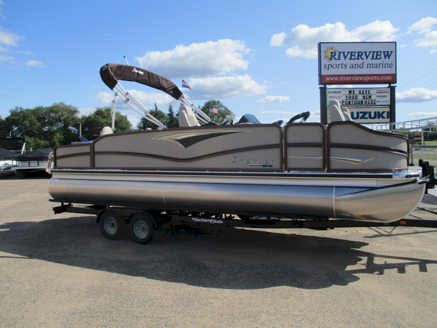 New and Used Pontoon Boat Listings