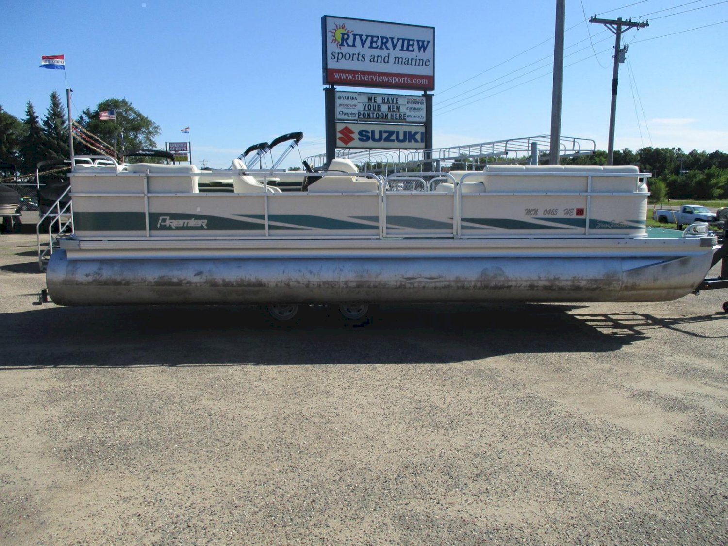 All Pontoons - New and Used Pontoon Boats For Sale, Sell